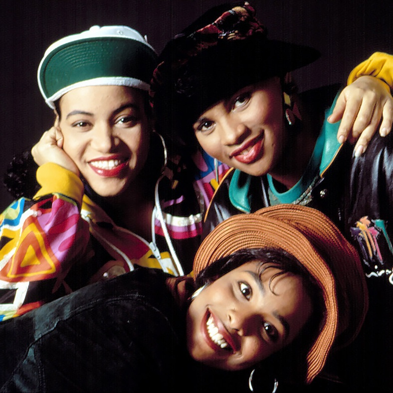 RAP GROUPS COMPRISED OF WOMEN HELP PROGRESS BLACK FEMINIST THOUGHT - From Salt-N-Pepa to the City Girls, rap groups comprised of women have performed bops and have fostered solidarity amongst Black women.