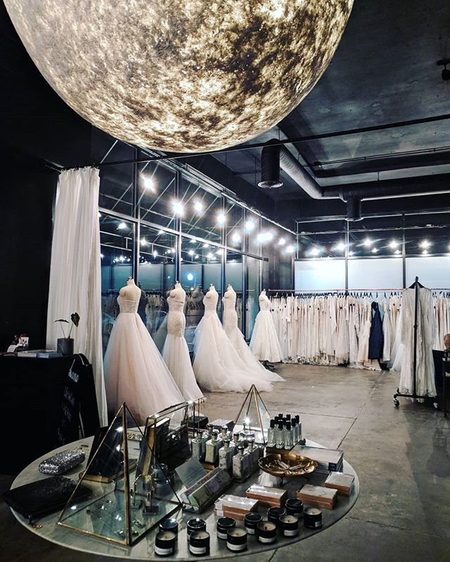 When we opened Luna last September (a year ago, already!?), we had two separate social accounts; one for Luna and one for our other bridal store, Glitter & Grit. When we merged Glitter & Grit into Luna in March, we kept the two accounts, dedicating one to #bridal and one to our #occasion / non-wedding-related posts. But that sometimes gets confusing and has started to feel less and less #necessary. * In order to stay engaged with all of our favorite people (that means YOU!), it makes sense to concentrate our efforts in one place, and to be more #present with you there. And so.... we will no longer be using this account; instead, we will combine all things #Luna to our original, long-standing account (under a new and more simple handle, of course). * Please give us a follow over at @lunasewickley, if you haven't already, to stay up-to-date on all things Luna! It really means so much for us to be able to stay in touch with you here, and we hope you enjoy it as much as we do! * #lunasewickley #lunaboutique #rsindieshop #changes #movingforward #pittsburghboutique #sewickleyshops #exploresewickley #bossmoves #entrepreneurlife