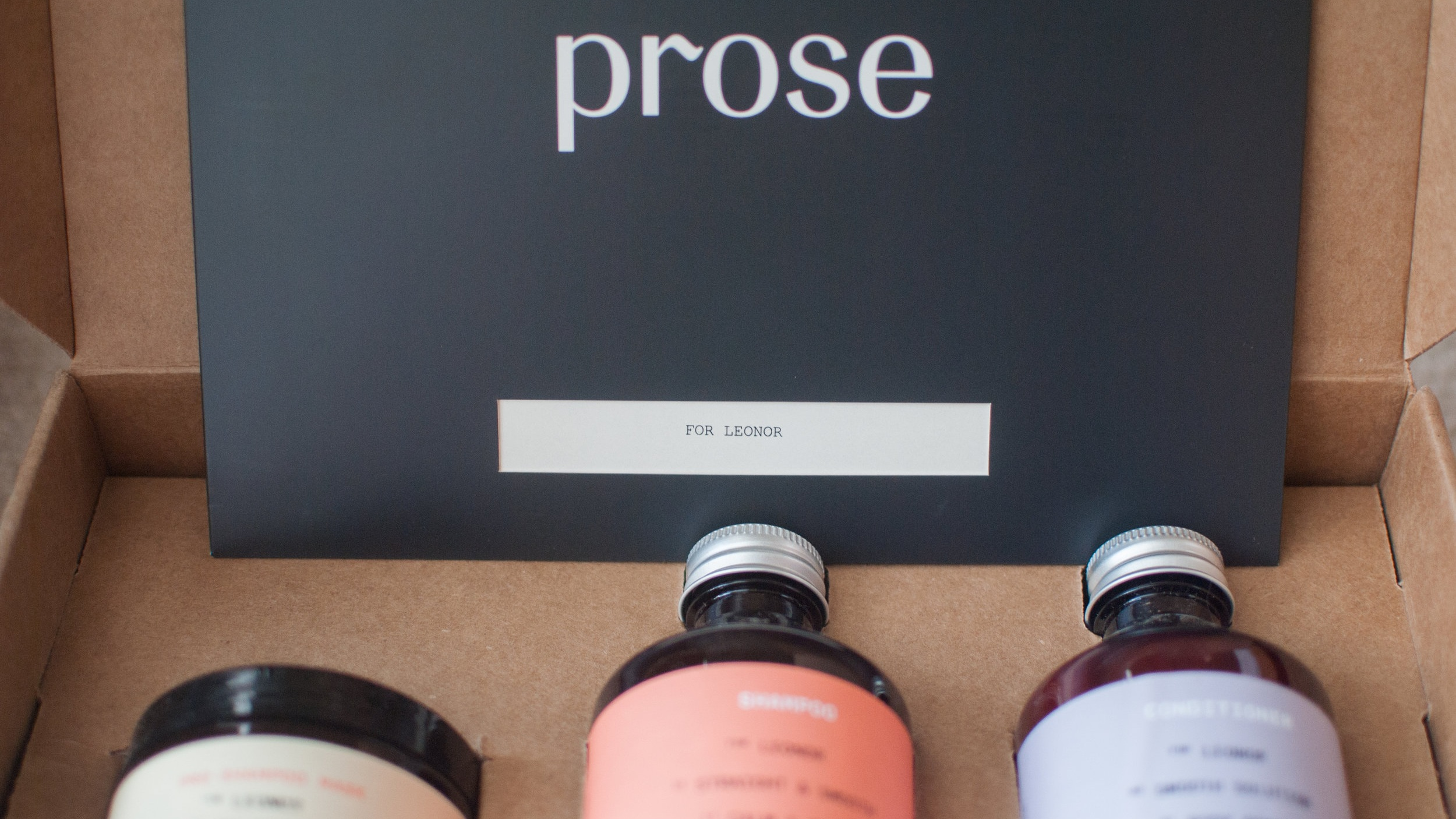 prose hair review | leonor morrow