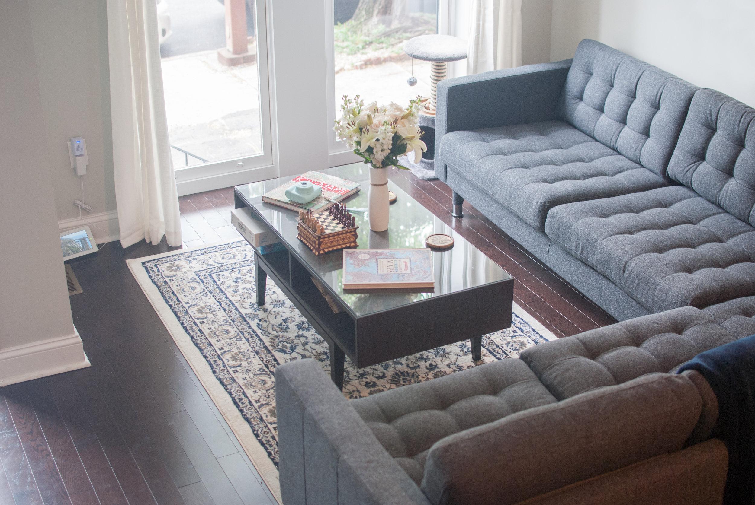 a house tour | blog | leonor morrow