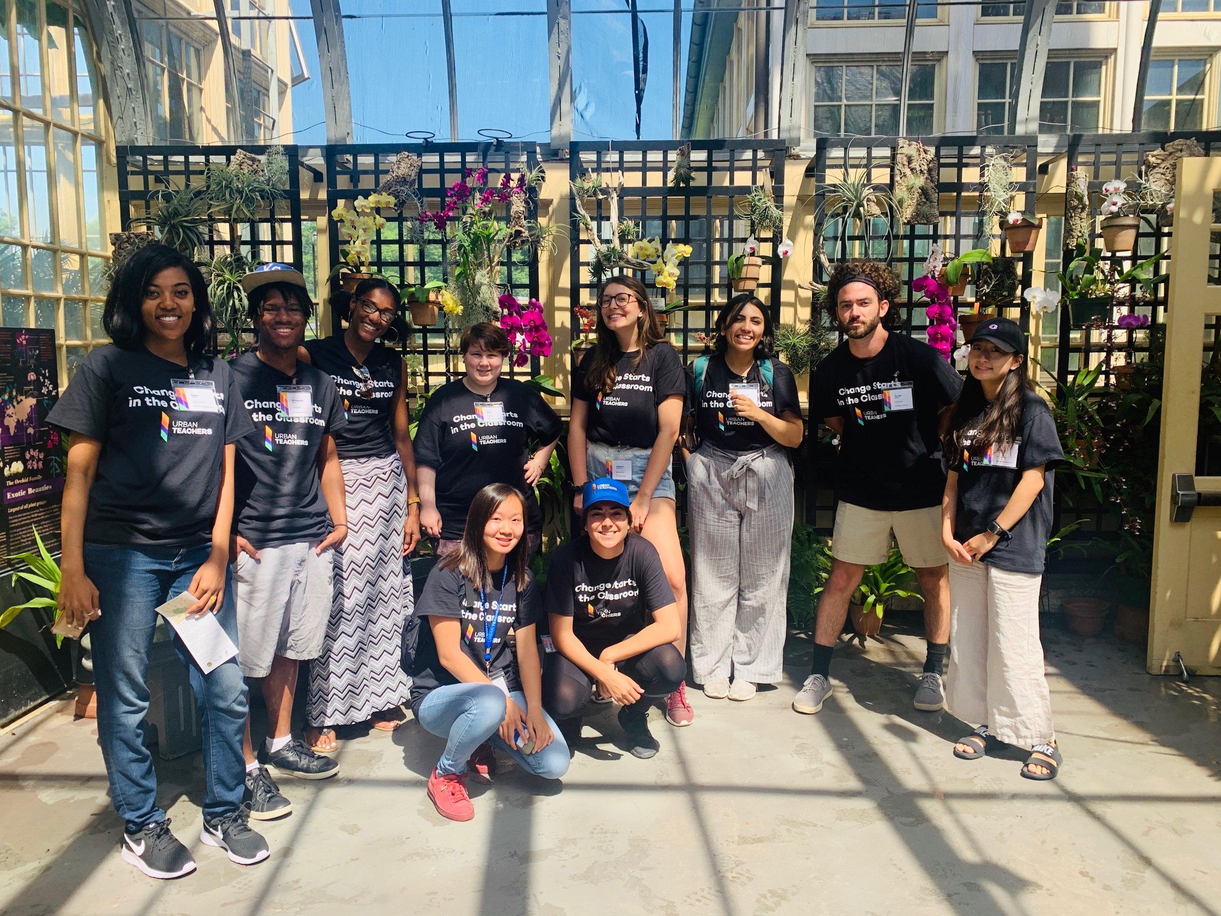 Urban Teachers Summer Institute | blog | leonor morrow
