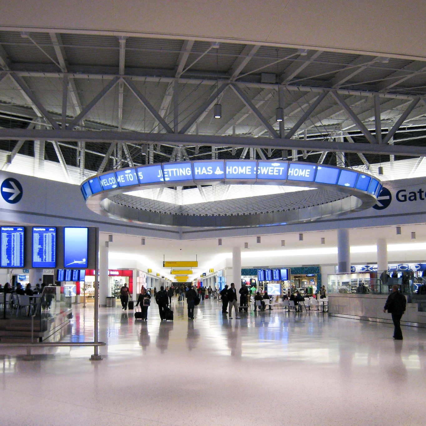 JFK JetBlue Terminals Due Diligence - Airport Transactions