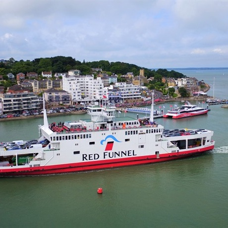 Photo courtesy of Red Funnel