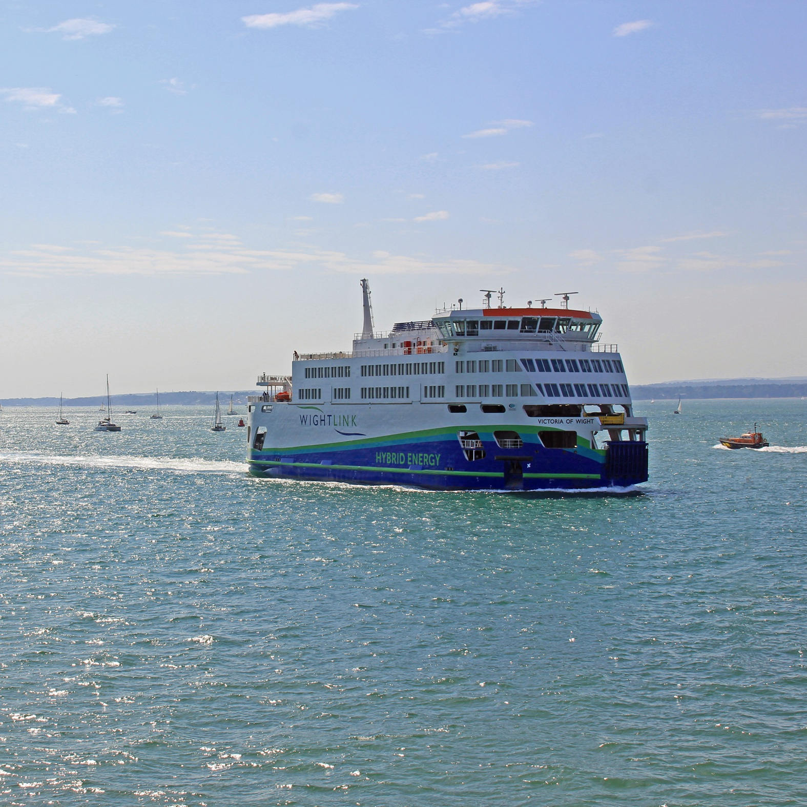 Wightlink Ferries Due Diligence - Ferries & Ports