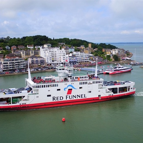 Red Funnel Ferries Due Diligence - Ferries & Ports