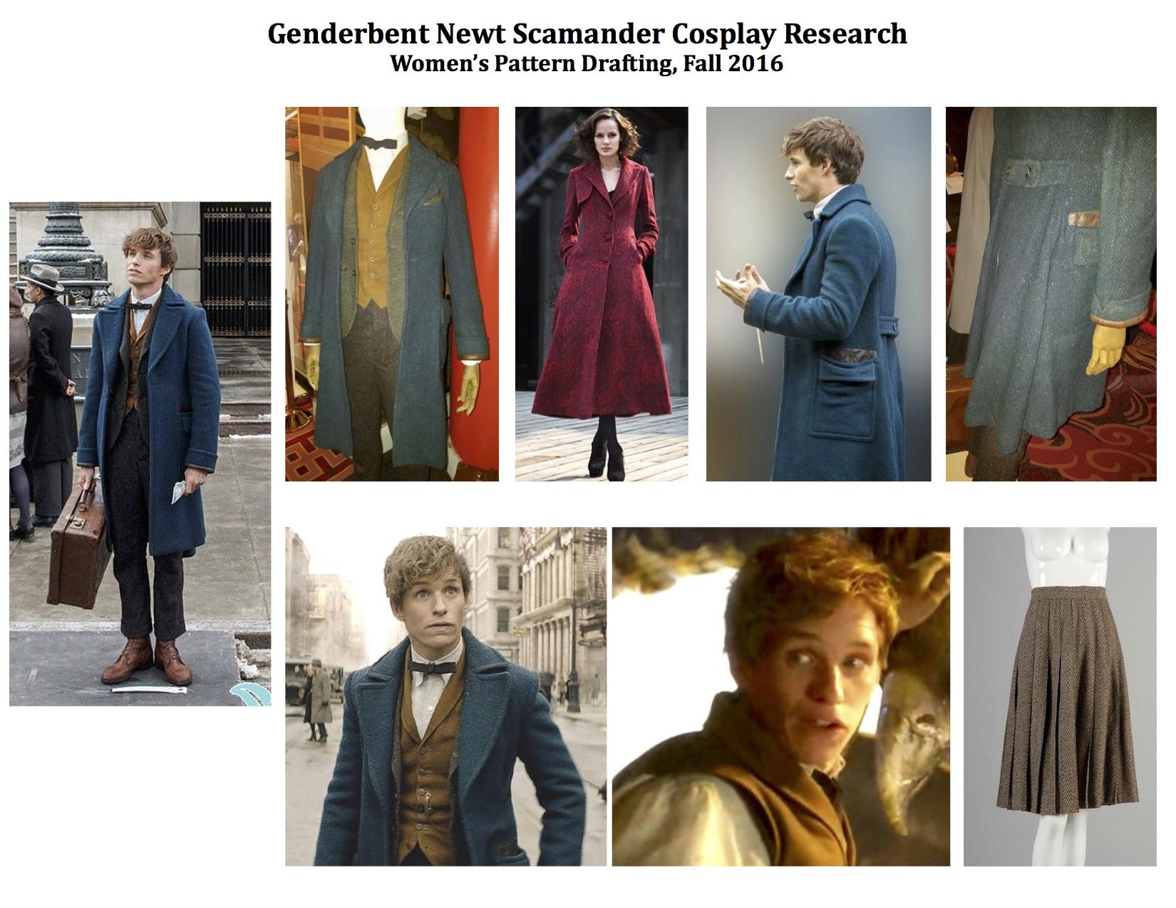 Newt Scamander Cosplay Research.jpg