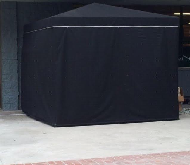 Here's the canopy that we'll be purchasing with your help.