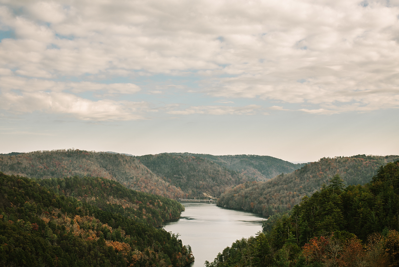 Elle Olivia Andersen . November 29th, 2014. Tallulah Gorge, Tallulah Falls, Rabun County, Georgia.