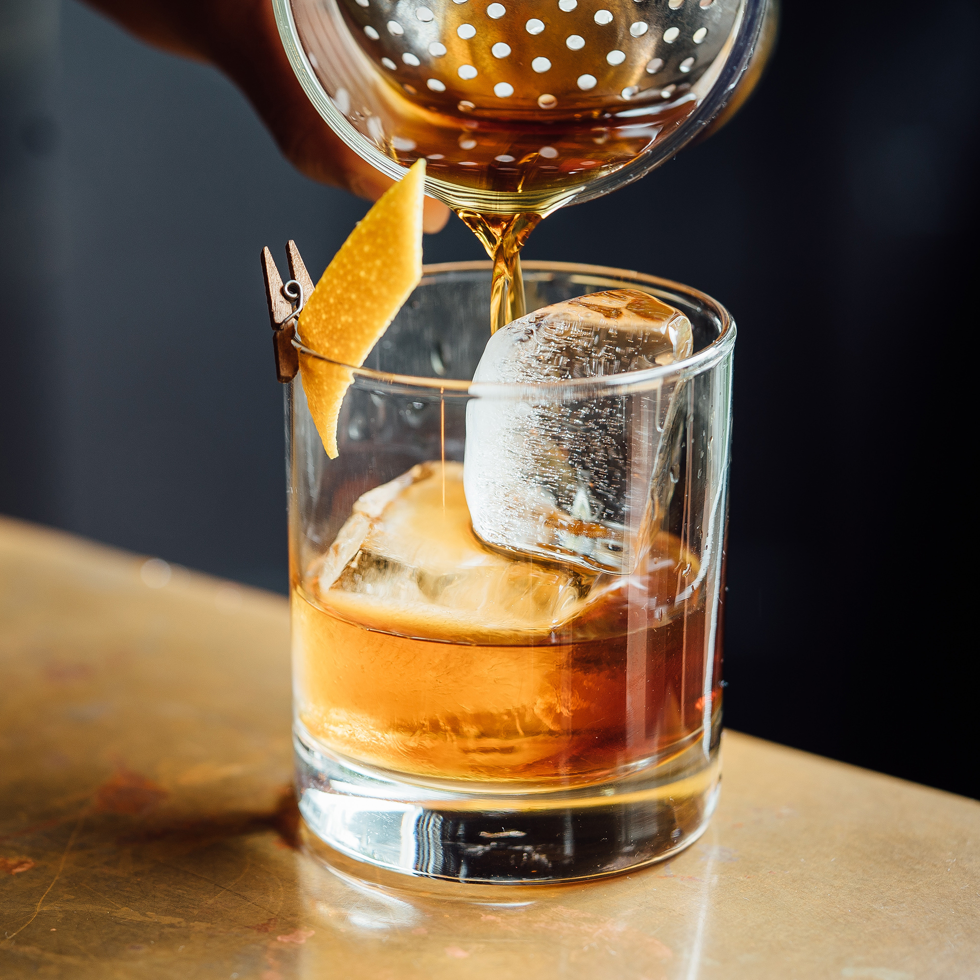 WHISKEY LOVERs,REJOICE! - We have just the drink for you!