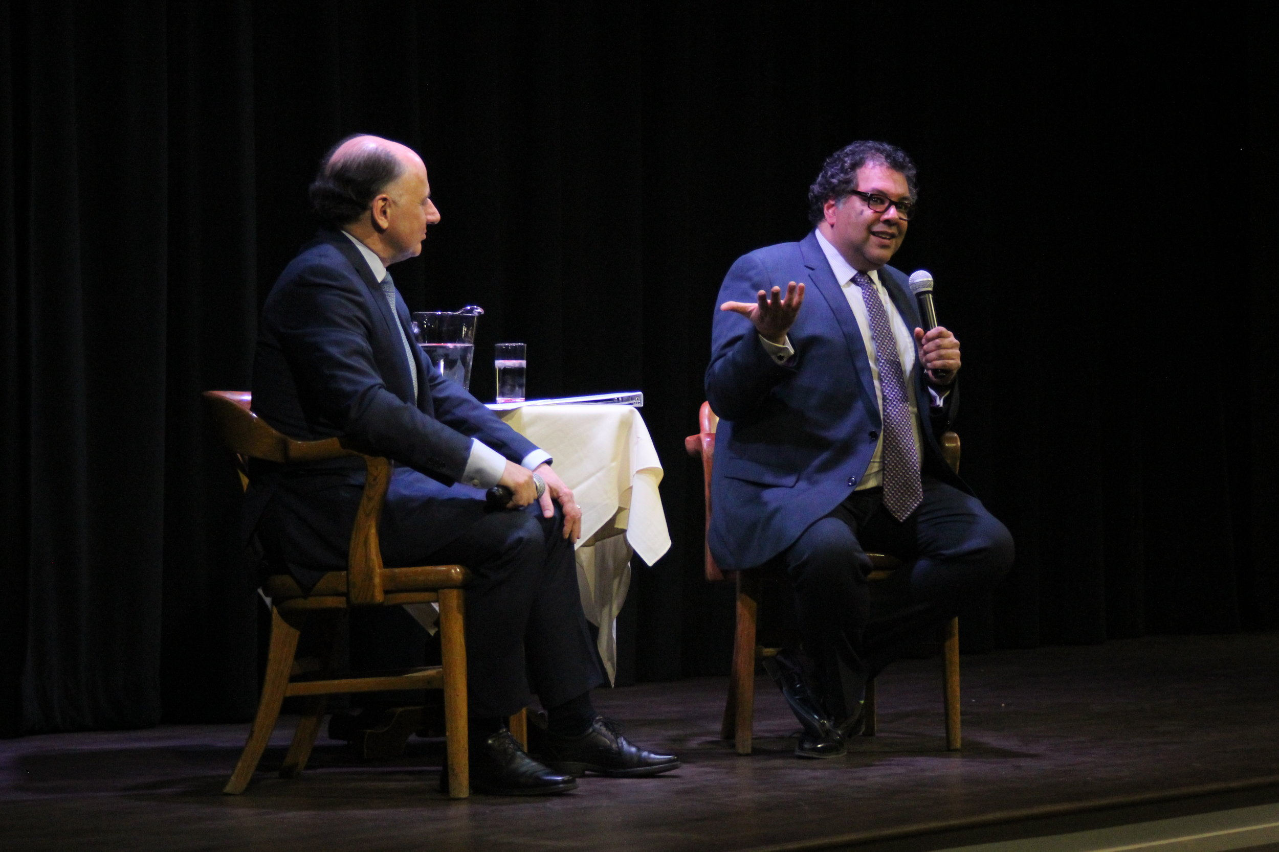 An Evening with Mayor Nenshi
