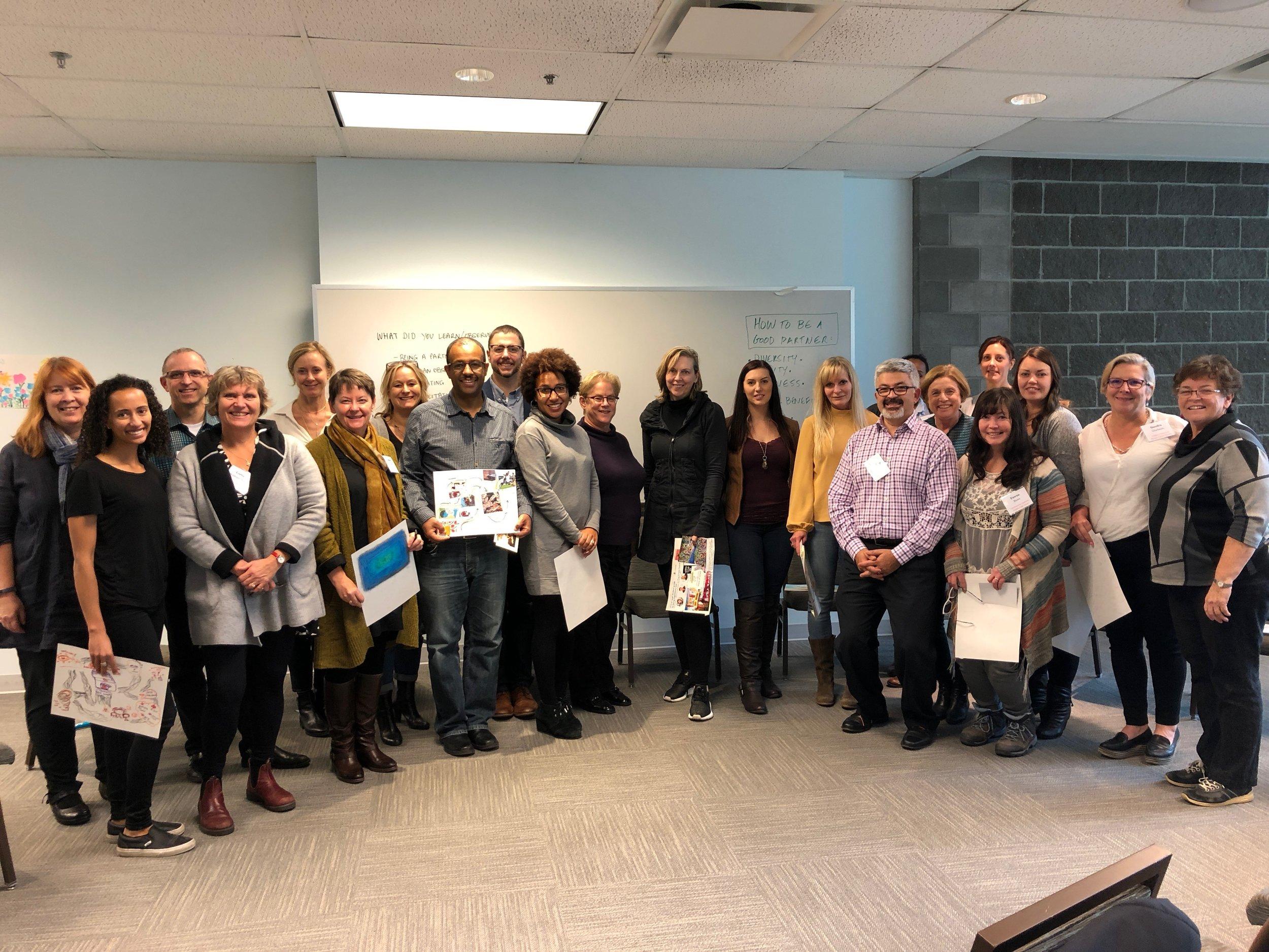 Partnership Brokers Training - Calgary 2018