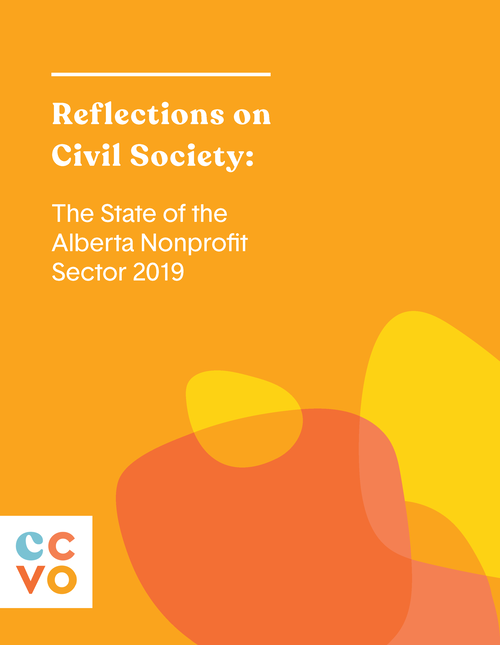 November 2019   The State of the Alberta Nonprofit Sector 2019