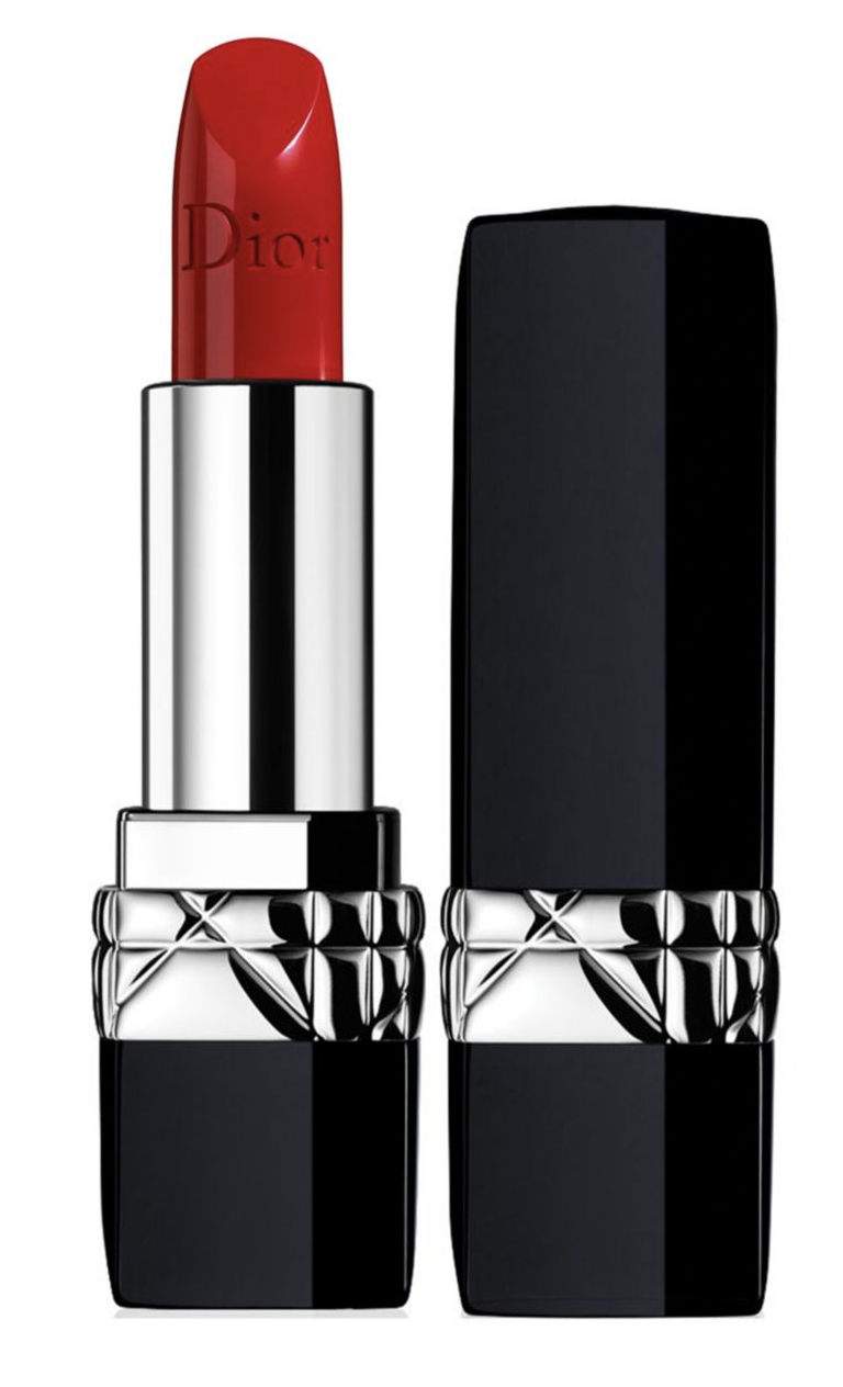DIOR'S SIGNATURE - RED ROUGE www.dior.com