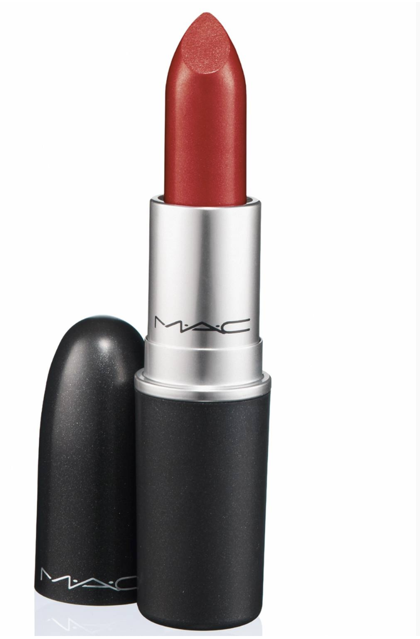 MAC MAKES RED SPARKLE.  www.maccosmetics.com