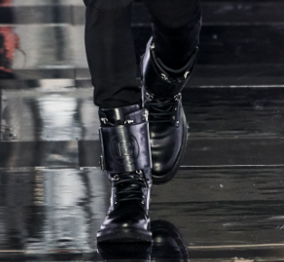 Signature boots