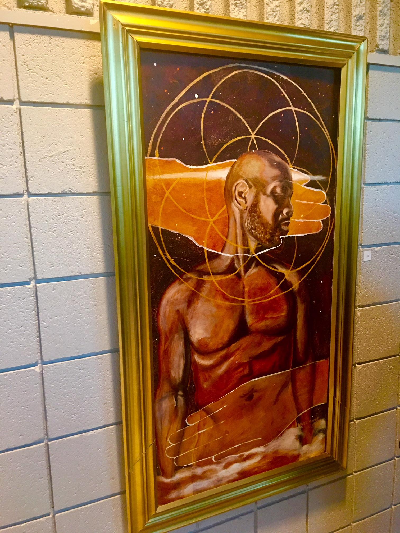 """""""Healing: The God of Art"""""""