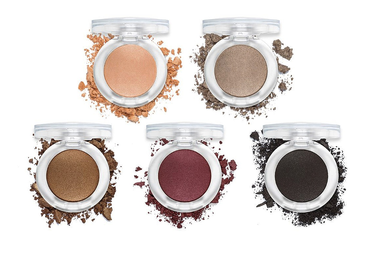 Petite Preyem Pack - An assorted collection of 5 eye shadow singles. Shimmers Bundle: Goddess (Metallic) - Pearlesque (Pearl) - First Place (Metallic) - Vintage (Satin) - Angel (Glittered Matte) $60.00