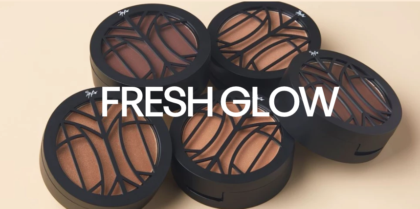 2-Layer Bronzer + Blush Duos - 2-in-1 luminous bronzer + highlighting blush for all shades