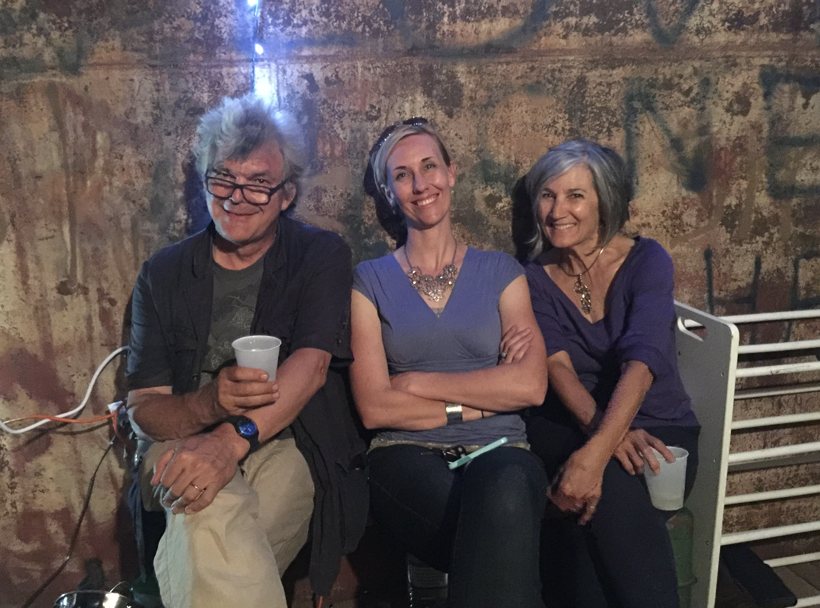 After an exhausting and thrilling Summer Solstice event, Founder Bruce, Rangely Writer Heather, and Lois get to sit down.
