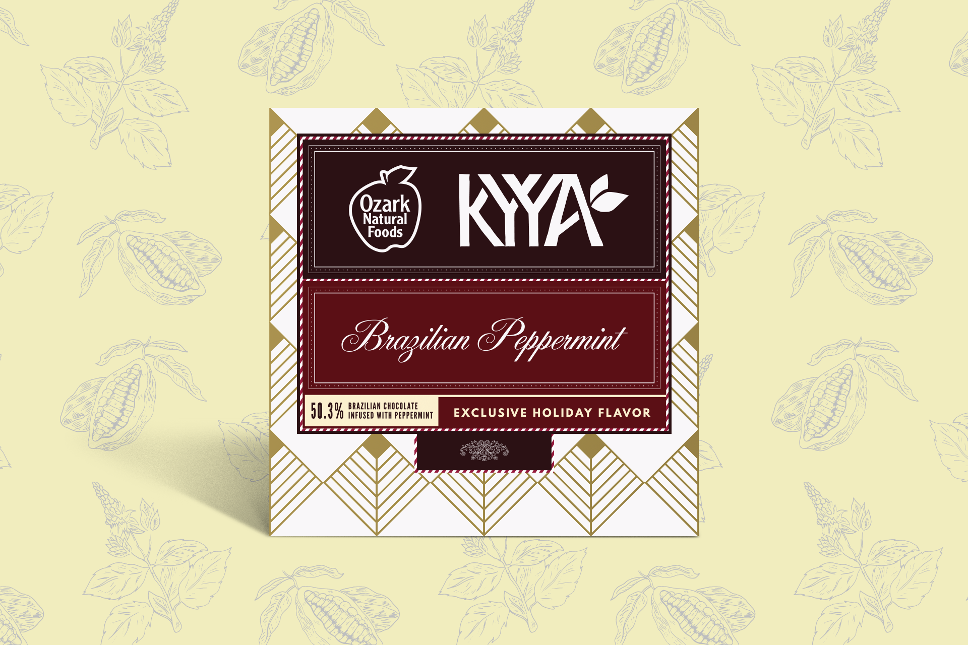 Ozark Natural Foods / Kyya Chocolate
