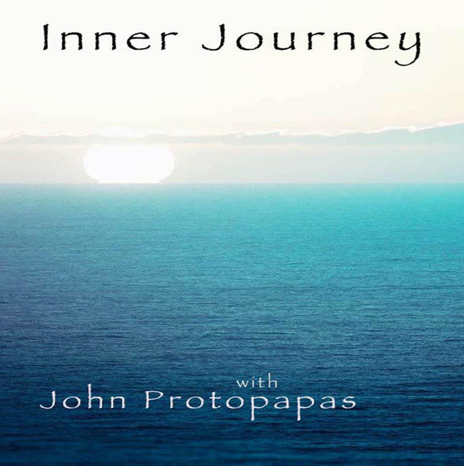 Inner Journey - A Guided Relaxation and Meditation Album.