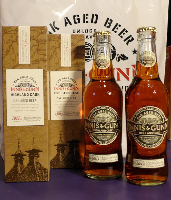 Innis & Gunn, Highland Cask Limited Edition