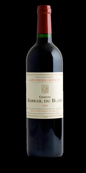 Château Barrail du Blanc 2008