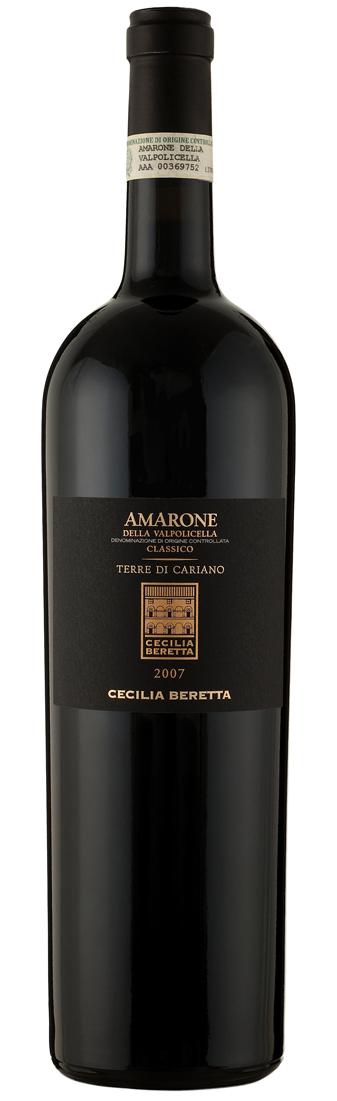 Cecilia Beretta, Terre Di Cariano Amarone Classico 2007