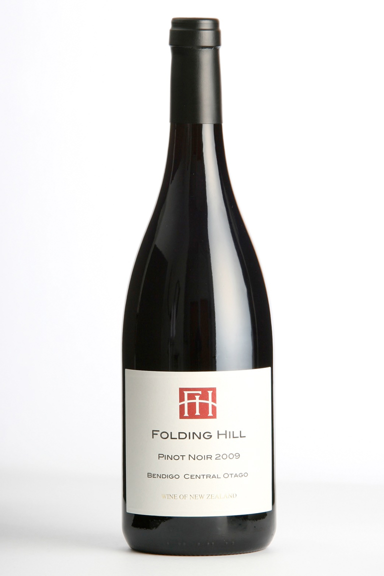 Folding Hill, Pinot Noir 2009