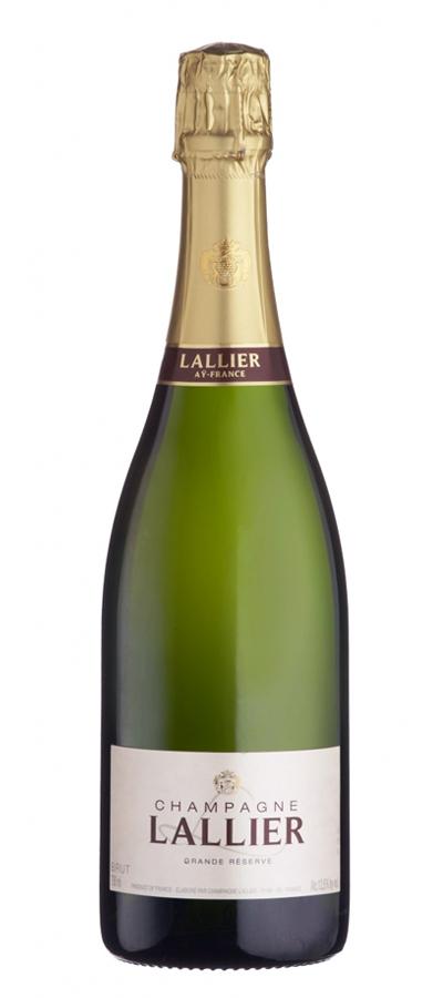 Champagne Lallier, Grande Reserve Brut NV