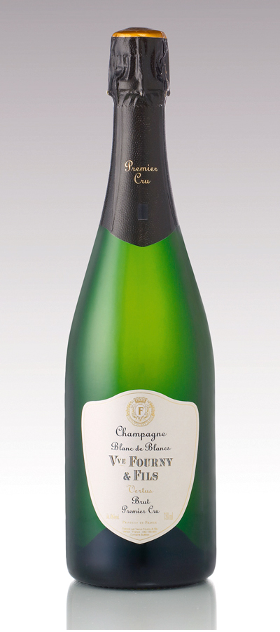Champagne Veuve Fourny & Fils, Premier Cru Blanc de Blancs Brut NV