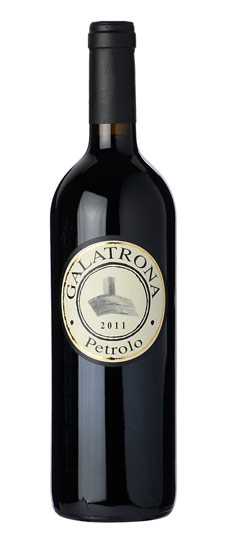 Fattoria Petrolo Galatrona Merlot 2011
