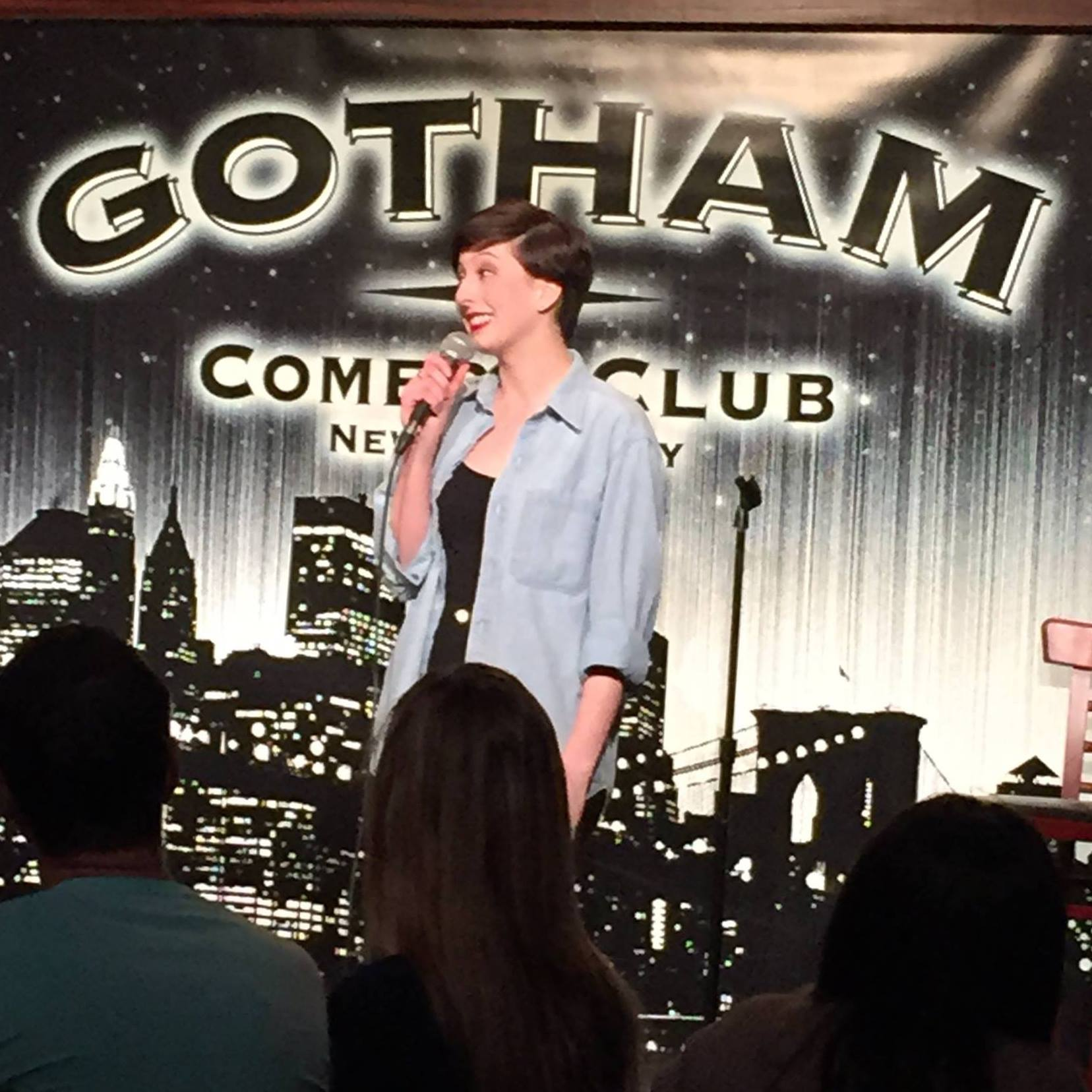 STAND UP! - Meggie has performed stand-up in NYC at Gotham Comedy Club, & Broadway Comedy Club. Currently she is working on bringing you another tight five soon!