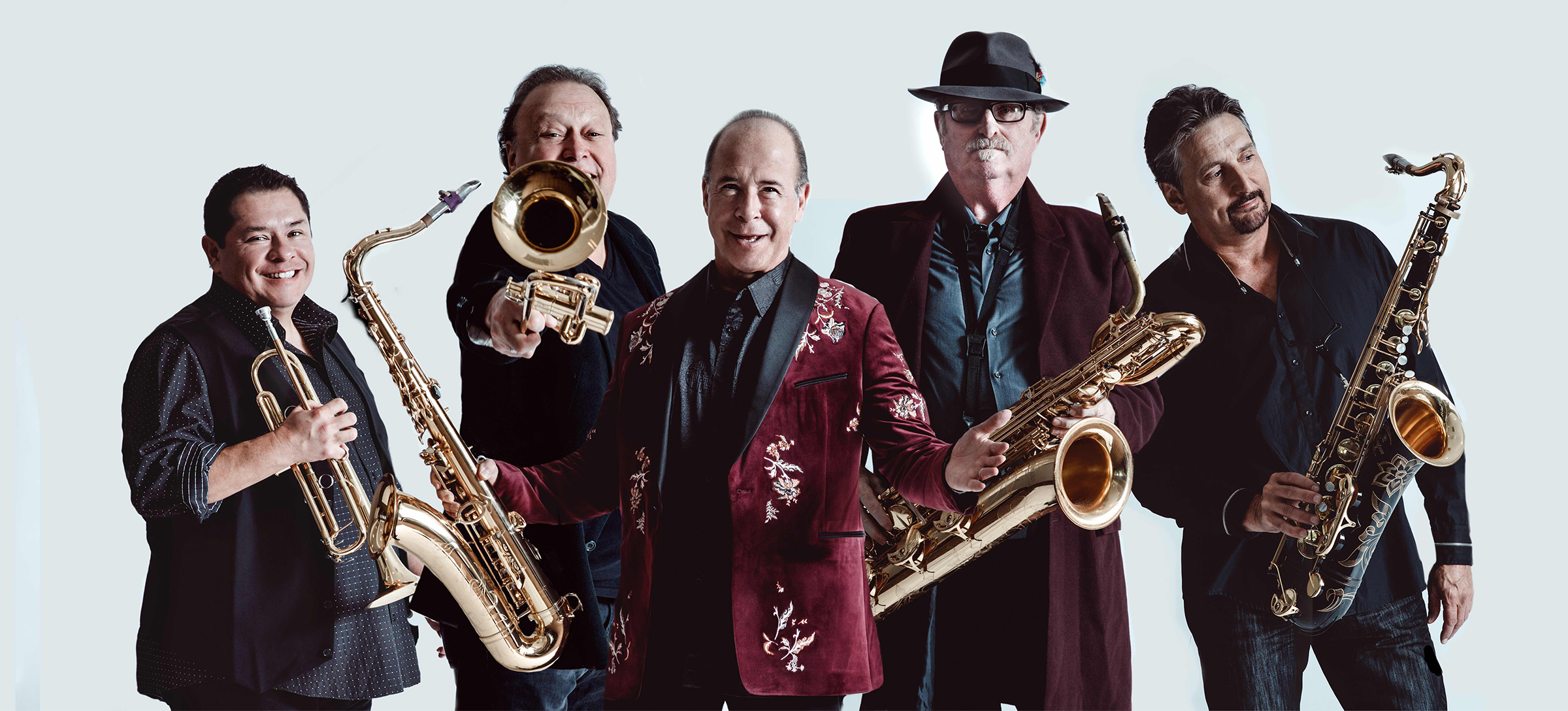 Horn Section — Tower of Power