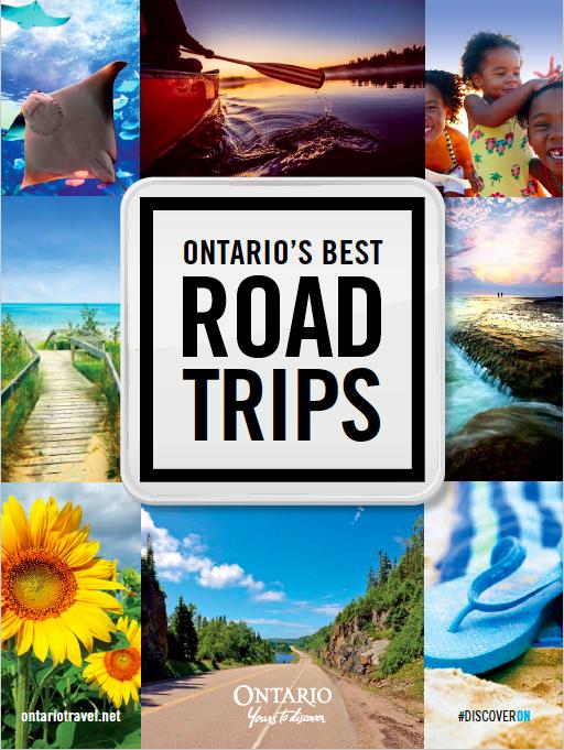 Ontario Tourism summer guide (inspirational)