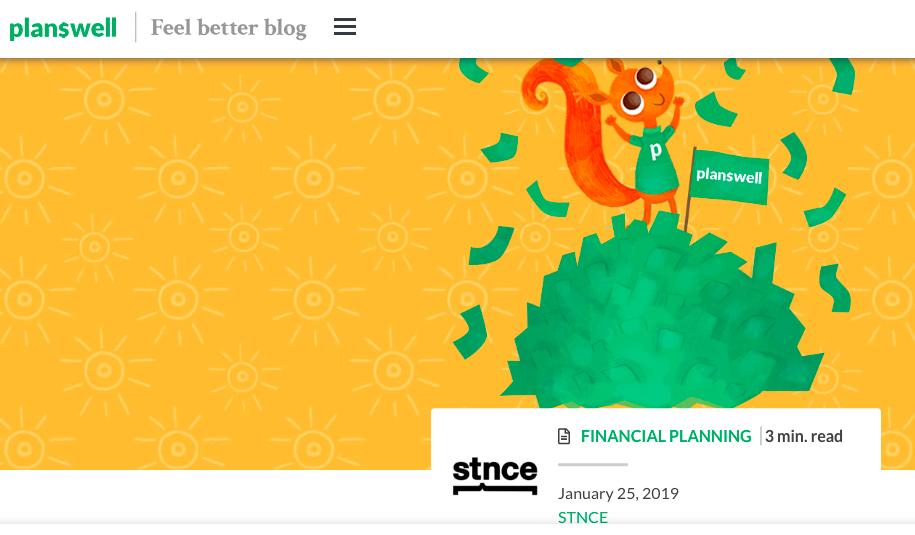 Planswell—stnce partner blog post