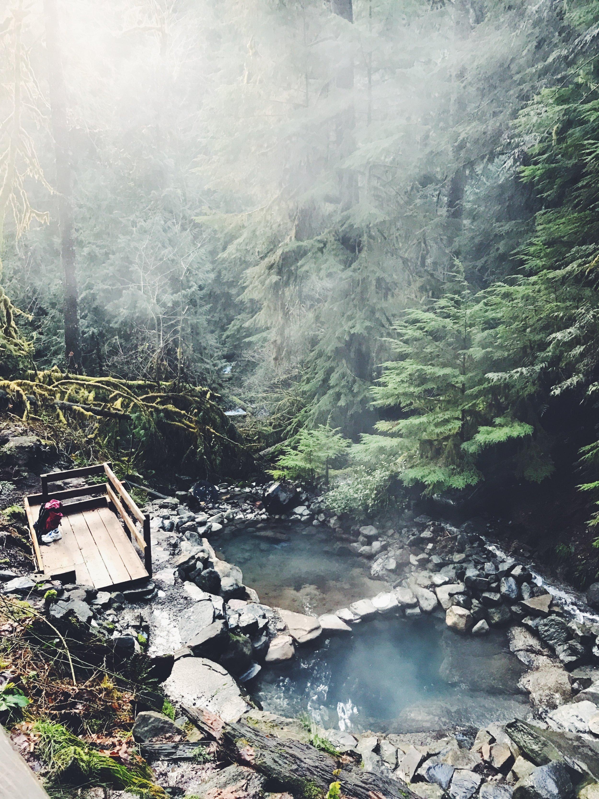 Blue River, Oregon