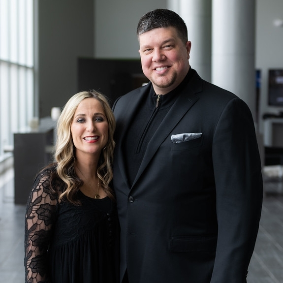Pastors Kevin and Deven Wallace Redemption to the Nations Church