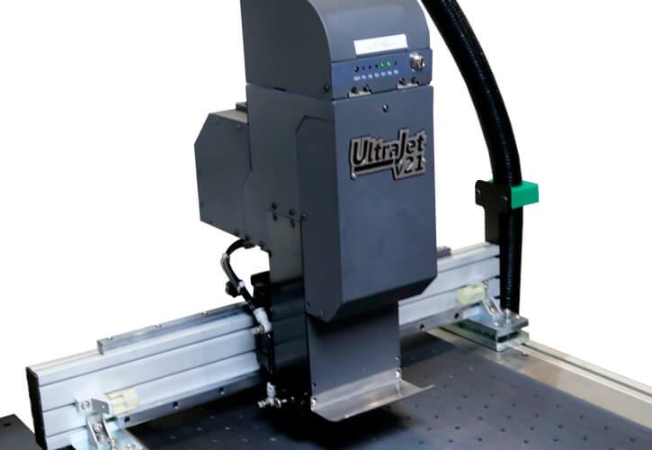 UltraJet v21 - 2.12 Inch UV InkJet Print System