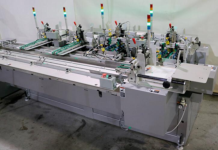 KR521 - Envelope Inserting System