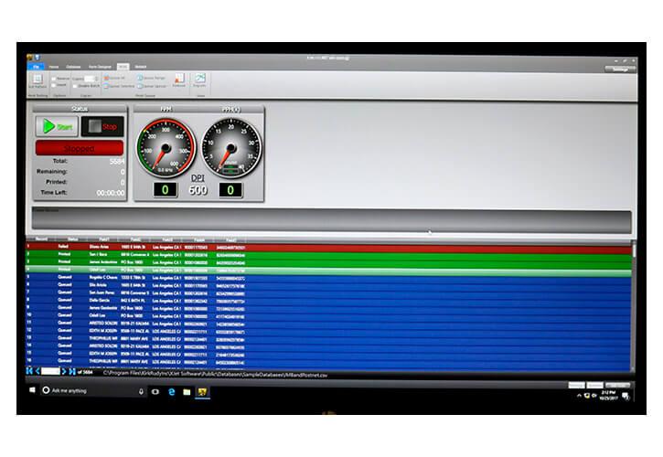 XJet - XJet High Speed Printer Software