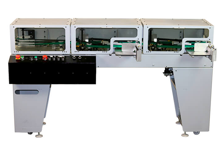 KR355 - Small Product Edge Stacker