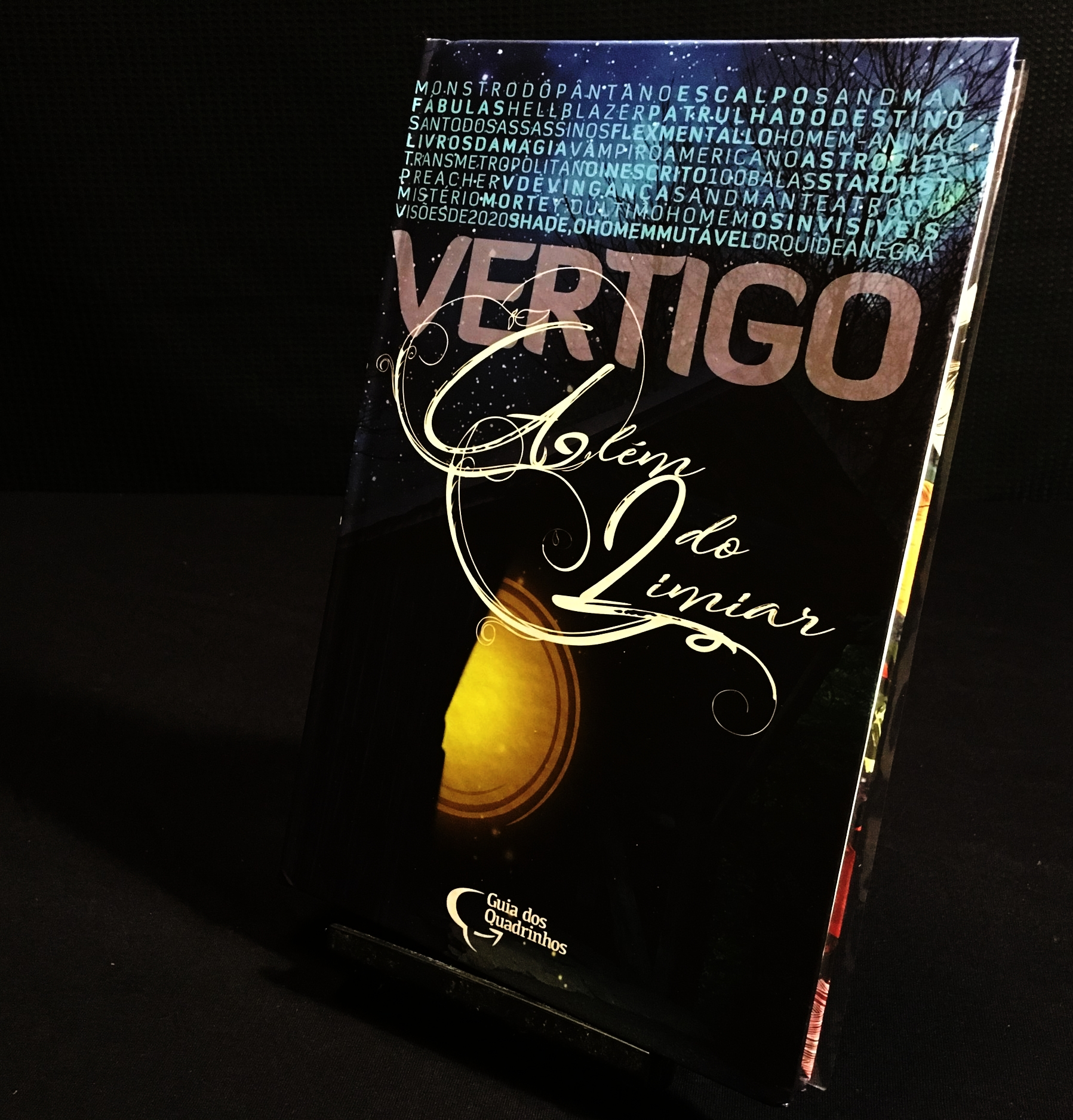 Tribute to Vertigo - Além do Limiar 2018 (Rights granted by the publisher for use and dissemination)