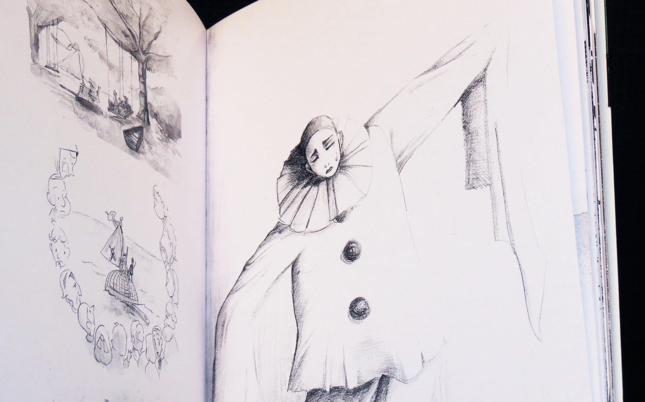 Illustrations by Talessak.