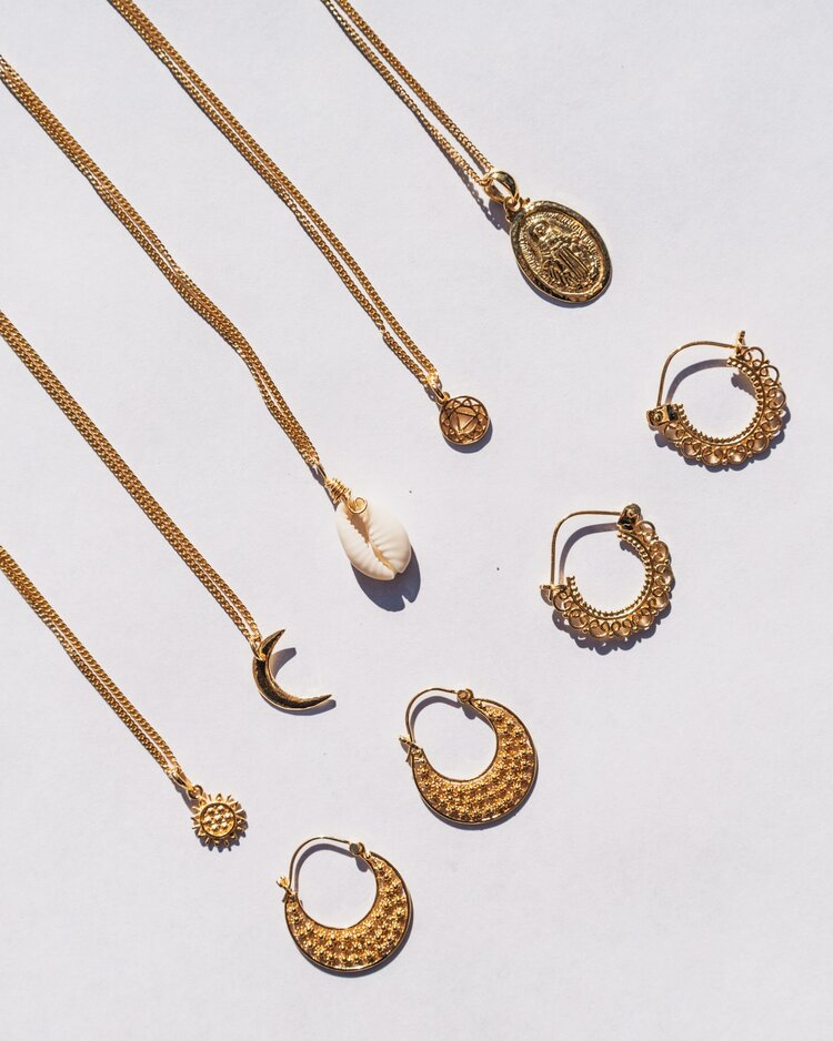The First Jewelry Designs