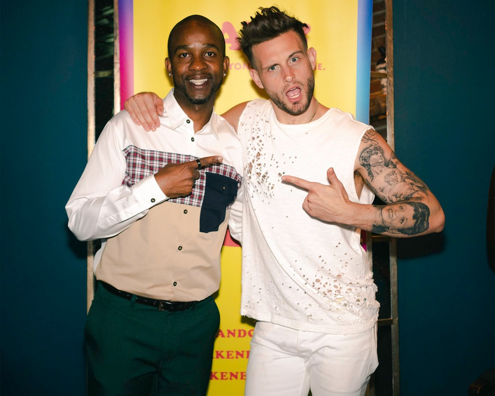 AN INTIMATE EVENING WITH NICO TORTORELLA&WADE DAVIS - June 20, 2018 | E&C Studio, NYC