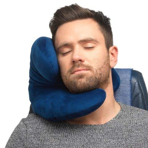 If your dad/husband loves to travel, help make his adventures a little more comfortable with a pillow. I have also heard great things about  this  one as well.