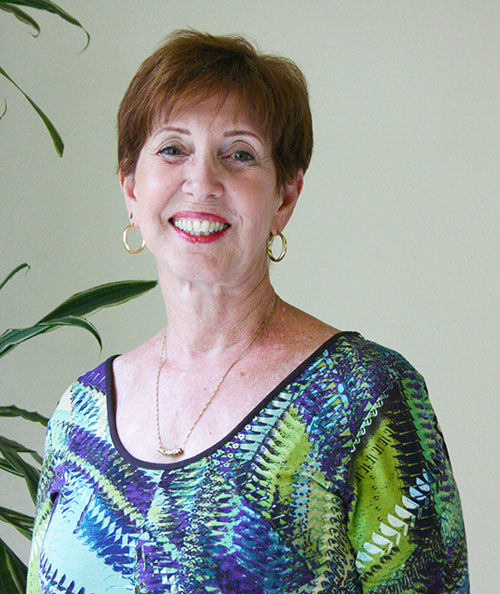 Barbara Armstrong, Scholarship Chairperson