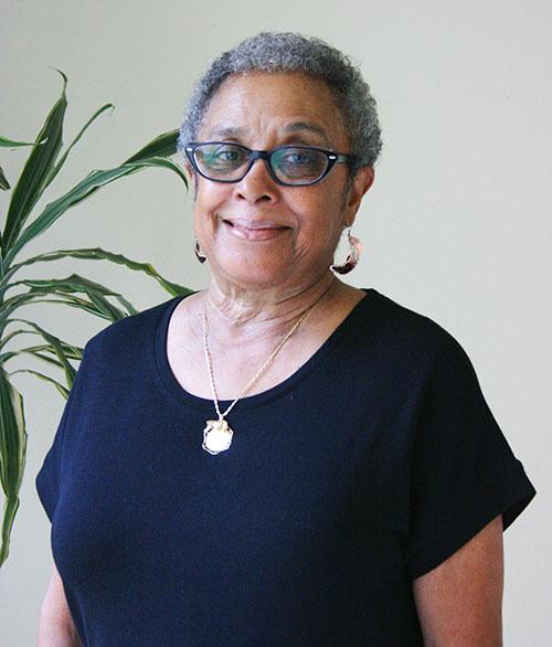 Sandra Abram, Corresponding Secretary & Rossmoor Auxiliary Chairperson