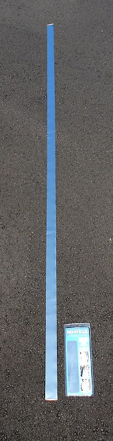 "The world's longest No-Wear Guard (120"" - ~3m)"